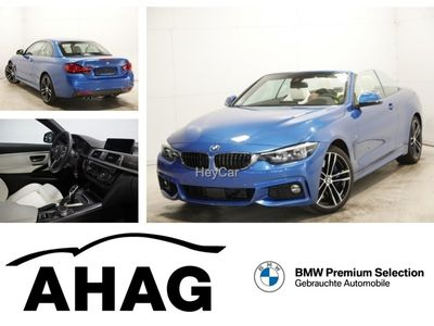 gebraucht BMW 435 d xDrive Cabrio M Sport UPE 89000Euro 549Euro Leasi
