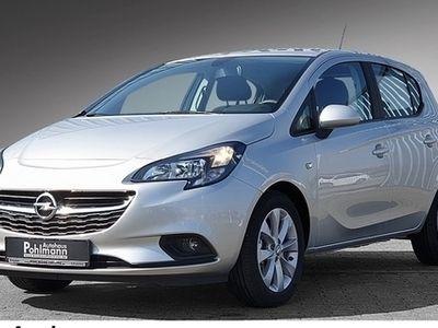 gebraucht Opel Corsa E 1.4 5-Türen Favourite KLIMA/NAVI 4.0/DAB/Einparkhilfe Modelljahr2019