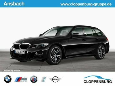 gebraucht BMW 330 i xDrive Touring M Sport Head-Up HiFi LED