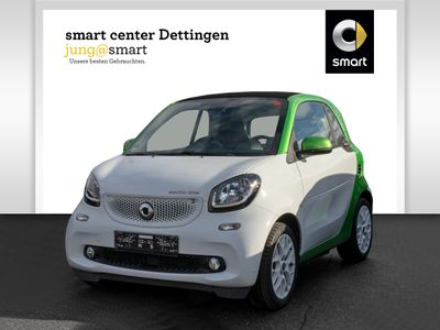 gebraucht Smart ForTwo Electric Drive forTwo passion/Klima/BC/eFH eFH.