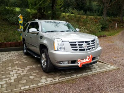 gebraucht Cadillac Escalade 6.2 V8 Sport Luxury AUTOGAS/LPG 2.Hand