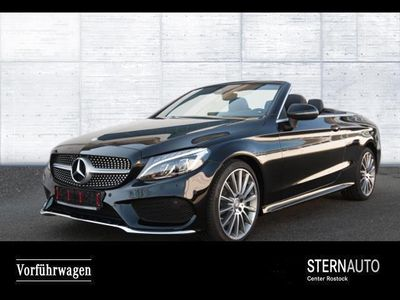 gebraucht Mercedes C220 d AMG Line COMAND ILS KEYLESS-GO
