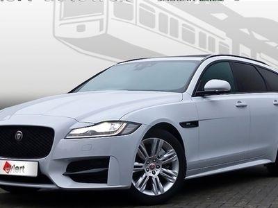 gebraucht Jaguar XF Sportbrake R-Sport *PAN-DACH*ACTIVITY KEY*UVM