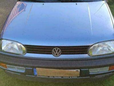 gebraucht VW Golf III VWGL 1.8L 75PS