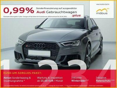 gebraucht Audi RS3 Limousine 2.5 TFSI QU*S-TRO*280*PANO*ACC*B&O