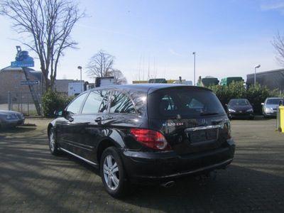 gebraucht Mercedes R320 CDI 4Matic 7G-TRONIC DPF/ NAVI/ ALCANTARA/