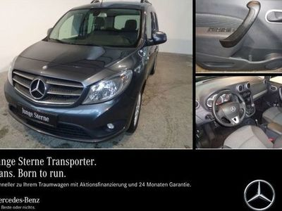 used Mercedes Citan 111 TOURER EDITION NAVI+CHROM-P.+KLIMA+SHZ