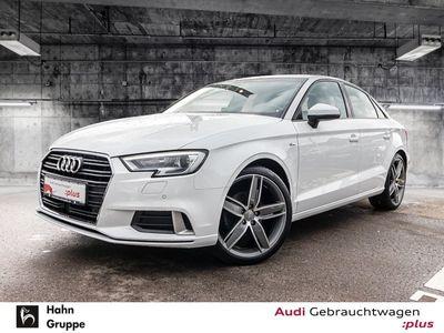 gebraucht Audi A3 Limousine Sport 2.0TDI EU6 S-line ACC Climatr Einparkhilfe