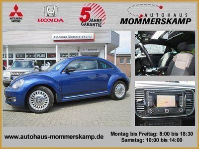 gebraucht VW Beetle 1,4 TSI Design Aktions-Zins 2,99%*Klimaau