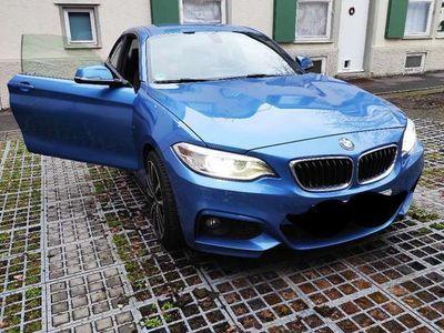 gebraucht BMW 228 2er Coupe M Sport