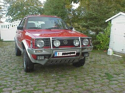 gebraucht VW Golf Country VW 2 SYNCRO