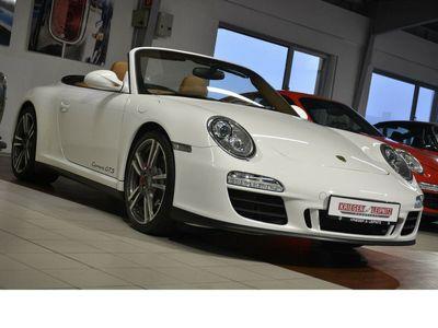 gebraucht Porsche 911 GTS einzigartig - neuwertig - voll - indivi.