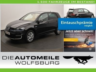 gebraucht VW e-Golf Comfortline LED/WÀrmepumpe/ACC Bluetooth
