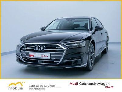 gebraucht Audi A8L 50 TDI TIP-TRO*QU*STDHZ*PAN*MATRIX*LEDER