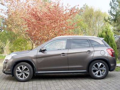 gebraucht Citroën C4 Aircross HDi 115 Stop& Start 4WD Exclusive