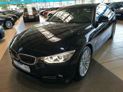 gebraucht BMW 420 i Grand Coupé Luxury Leder BiXenon RF Cam PD