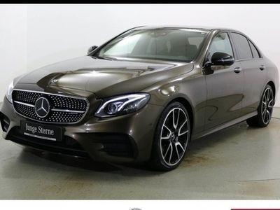 gebraucht Mercedes E43 AMG AMG 4M Panorama Distronic Multibeam Comand Fahrzeuge kaufen und verkaufen