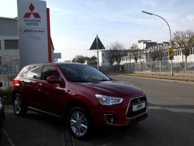 """gebraucht Mitsubishi ASX 1.6 """"Intro Edition"""" Sitzheizung wenig KM TOP"""