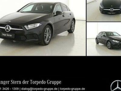 gebraucht Mercedes A200 MBUX+PTS+SHZ+KLIMA+TOUCHPAD+Regensensor+Du