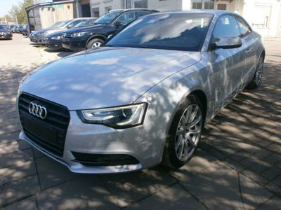 gebraucht Audi A5 Coupe 3.0 TDI S line