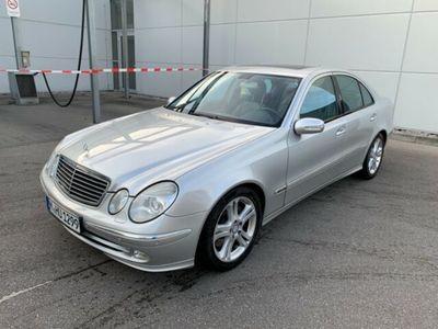 gebraucht Mercedes E500 LPG Prinz Avantgarde / Voll / Service Neu