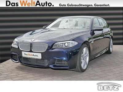 gebraucht BMW 550 Touring xDrive DPF Euro 6 Sportpaket HUD PDC