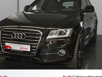gebraucht Audi Q5 2.0 TDI quattro S tronic S line Navi Leder Xenon