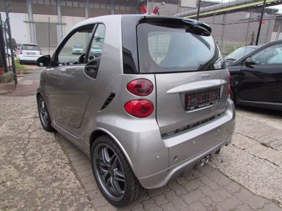 gebraucht Smart ForTwo Coupé softouch BRABUS Tailor Made