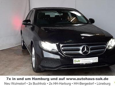 gebraucht Mercedes E200 E200 LIM. 2,0 9G-TRONIC*Kamera*PDC vo.+hi.*SHZ*