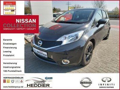 gebraucht Nissan Note Acenta PLUS NAVI