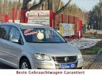 gebraucht VW Touran 1.4 TSI DSG Highline,STEUERKETTE NEU,AHK