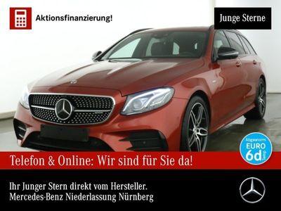 gebraucht Mercedes E53 AMG AMG T 4M+ Fahrass.Wide.COM.SHZ.SHD.Night