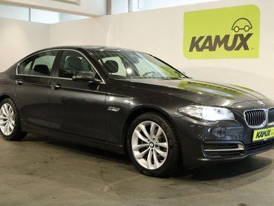 gebraucht BMW 520 i Steptronic +Bi-Xenon +Navi Proff. +Leder +GSHD