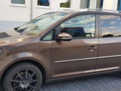 gebraucht VW Touran 2.0 TDI DPF Highline