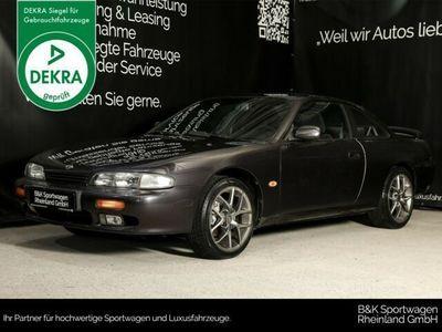 gebraucht Nissan 200 SX Turbo 16V ABS/CD/ELEKTR.FENSTER u.SPIEGEL