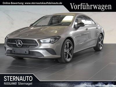 gebraucht Mercedes CLA220 Cp. 4M Night-Paket Automatik