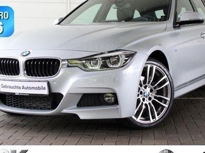 gebraucht BMW 320 d xdrive Touring (Sportpaket Navi LED Leder Klima