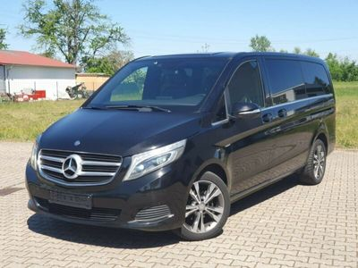gebraucht Mercedes V220 CDI Avantgarde Lang 8Sitzer