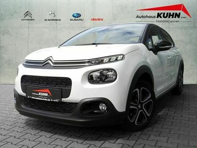 gebraucht Citroën C3 PureTech 82 Shine FSE USB KLIMA PDC SHZ EURO6