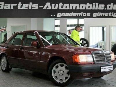 gebraucht Mercedes 190 2.0 Stahschiebedach, 2. Hand