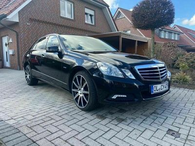 gebraucht Mercedes E250 CDI DPF BlueEFFICIENCY Avantgarde