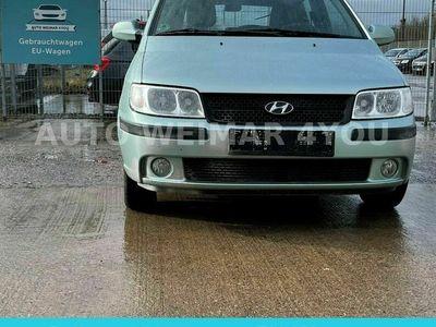 gebraucht Hyundai Matrix 1.8 GLS   wenig KM!   Klima   Automatik   als Kleinwagen in Weimar