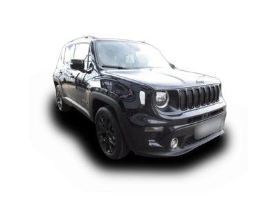 gebraucht Jeep Renegade 1,0T MY20 Limited/Black/LED/18Zoll/APPLE/Kamera hinten