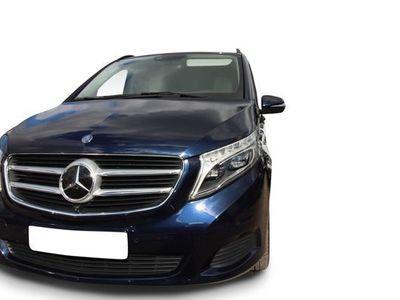 gebraucht Mercedes V250 d 4Matic lang EDITION Avantgarde Distronic