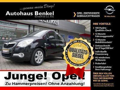 """gebraucht Opel Agila -B 1.2 Edition Klima 15""""ALU """"IDEAL für Ein"""