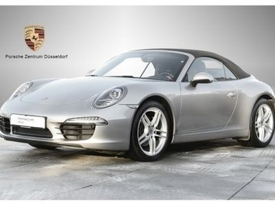 gebraucht Porsche 911 Carrera Cabriolet Carrera Package-Plus