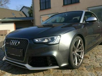 gebraucht Audi RS5 Cabrio S tronic