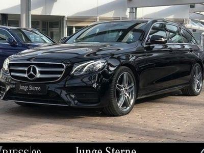 gebraucht Mercedes E220 T AMG+Comand+LED+Kamera+PDC