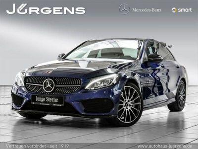 gebraucht Mercedes 450 AMG 4M Comand/ILS/Distr/Sitzklima/HUD/Bu