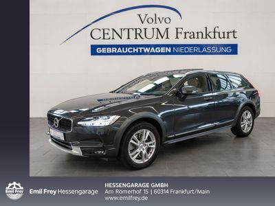 gebraucht Volvo V90 CC T5 AWD Aut BLIS Xenium-Paket